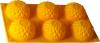фото Форма Regent INOX SILICONE Золотой шар 93-SI-FO-28