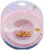 фото Disney Набор для СВЧ: миска + ложка (розовый) Винни-пух 108815
