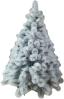 фото Фабрика Деда Мороза Сосна 1.2 голубая пушистая с инеем