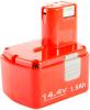 фото Аккумулятор для Hitachi DS14DVB2 Hammer 14.4 В AKH1415