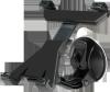 фото Автомобильный держатель для 3Q Qoo! Q-Pad Tablet PC LC0725B WUCM071001P-RB ORIGINAL