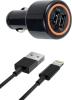 фото Универсальное автомобильное зарядное устройство InterStep 34029