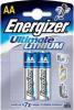 фото Батарейки Energizer LR03-2BL Lithium