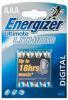 фото Батарейки Energizer Ultimate Lithium LR03-4BL