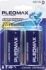 фото Батарейки Samsung Pleomax LR20-2BL
