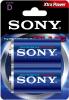фото Батарейки Sony STAMINA PLUS LR20-2BL