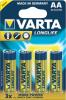 фото Батарейки VARTA LONGLIFE 04106-4BL