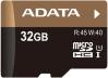 фото ADATA MicroSDXC 32GB Class 10 Premier Pro UHS-I U1 + SD адаптер
