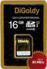 фото Digoldy SD SDHC 16GB Class 10 UHS-1 80 Мб/с