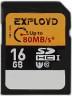 фото EXPLOYD SD SDHC 16GB Class 10 UHS-1 80 Мб/с