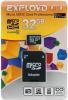 фото EXPLOYD MicroSDHC 32GB Class 10 UHS-1 80 Мб/с + SD adapter