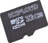 фото EXPLOYD MicroSDHC 32GB Class 4