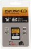 фото EXPLOYD SD SDHC 16GB Class 10 UHS-1 95 Мб/с
