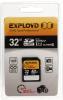 фото EXPLOYD SD SDHC 32GB Class 10 UHS-1 30 Мб/с