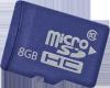 фото HP MicroSDHC 8GB Class 10
