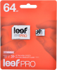 фото Leef MicroSDXC 64GB Class 10 Pro + SD adapter
