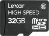 фото Lexar MicroSDHC 32GB High Speed class 10 + USB Reader