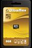 фото OltraMax MicroSDHC 8GB Class 10