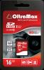 фото OltraMax SD SDHC 16GB Class 10 UHS-1 80 Мб/с