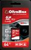 фото OltraMax SD SDXC 64GB Class 10 UHS-1 80 Мб/с