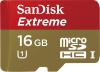 фото SanDisk MicroSDHC 16GB Class 10 Extreme UHS-I + SD адаптер