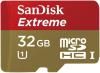 фото SanDisk MicroSDHC 32GB Class 10 Extreme UHS-I