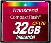 фото Transcend Compact Flash CF 32GB 170X Industrial