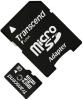 фото Verbatim MicroSDHC 4GB Class 10 + SD адаптер