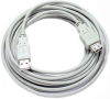 фото Кабель USB 2.0 AM-AF Telecom VUS6936T-5MO-GY 5 м