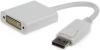 фото Переходник DisplayPort-DVI Gembird A-DPM-DVIF-002-W