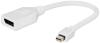 фото Переходник Mini DisplayPort-DisplayPort Gembird A-mDPM-DPF-001-W