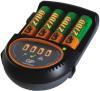 фото Комплект GP GPPB50GS270CA-UE4 для аккумуляторных батарей AA и AAA + 4 АКБ 2700mAh
