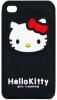 фото Накладка на заднюю часть для Apple iPod touch 4G MBM Hello Kitty c бантиком