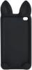 фото Накладка на заднюю часть для Apple iPod touch 4G MBM лисьи ушки