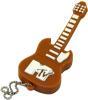 фото Гитара коричневая 4GB