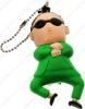 фото MD-921 Gangnam Style зеленый 4GB