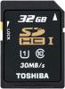 фото Toshiba SDHC 32GB Class 10 SD-T032UHS1