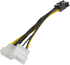 фото Кабель 2хMolex-PCI-E 8pin Orient C392