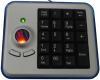 фото Клавиатура Keypad with Optical Trackball GTM-9300W USB