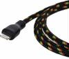 фото USB дата-кабель для Apple iPhone 5C Melkco i-mee Braided