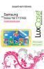 фото Защитная пленка для Samsung GALAXY Tab 2 7.0 P3100 LuxCase Kids суперпрозрачная