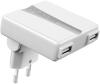 фото Зарядное устройство для Apple iPad mini 2 Cellular Line ACHUSBDUALIPAD