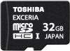 фото Toshiba MicroSDHC 32GB Class 10 UHS-I