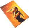 фото Обложка для автодокументов Эврика N10 Девушка с наушниками