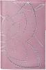 фото Обложка для паспорта Askent жемчужный цветок О.29.MT