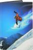 фото Обложка для паспорта Эврика N 139 Сноубордист