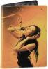 фото Обложка для паспорта Эврика N 149 девушка в наушниках