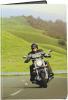 фото Обложка для паспорта Эврика N 150 мотоциклист