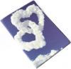 фото Обложка для паспорта Эврика N161 Сердца из облаков