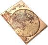 фото Обложка для паспорта Эврика N6 Карта глобус